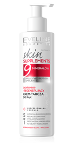EVELINE SKIN SUPPLEMENTS PROTECTIVE REGENERATIVE HAND CREAM - SHIELD 9 MINERALS