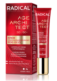 FARMONA RADICAL AGE ARCHITECT 50+/ 60+ ANTI-WRINKLE EYE CREAM