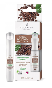 FLOSLEK EYE & EYELID SERUM CREAM WITH EYEBRIGHT & CAFFEINE