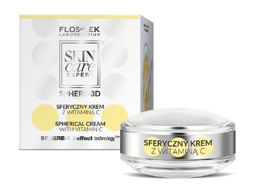 FLOSLEK SPHERE - 3D SPHERICAL CREAM WITH VITAMIN C CREAM IN CAPSULES
