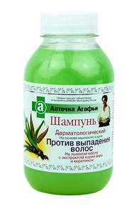 GRANDMA AGAFIA ANTI HAIR LOSS DERMATOLOGICAL SHAMPOO 300ml