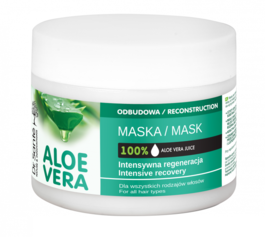 GREEN PHARMACY DR. SANTE ALOE VERA HAIR MASK RECONSTRUCTION