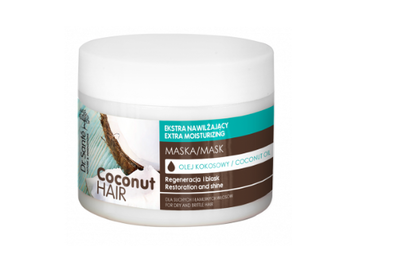 GREEN PHARMACY DR. SANTE COCOUNT HAIR EXTRA MOISTURIZING HAIR MASK WITH COCONUT OIL