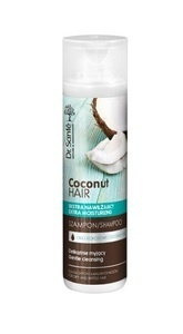 GREEN PHARMACY DR. SANTE COCOUNT HAIR EXTRA MOISTURIZING HAIR SHAMPOO WITH COCONUT OIL