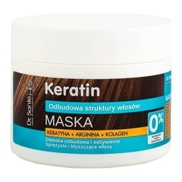 GREEN PHARMACY DR. SANTE KERATIN HAIR MASK KERATIN + ARGININE + COLLAGEN DEEP RECONSTRUCTION