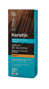 GREEN PHARMACY DR. SANTE KERATIN HAIR SERUM KERATIN DEMAGED SPLIT ENDS