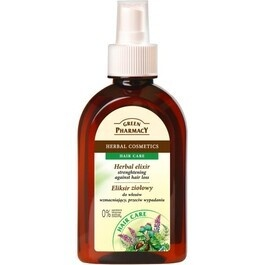 GREEN PHARMACY HERBAL COSMETICS ELIXIR FOR DAMAGED BRITTLE HAIR