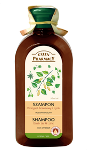 GREEN PHARMACY HERBAL COSMETICS HAIR SHAMPOO ANTI-DANDRUFF
