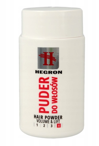 HEGRON HAIR POWDER REFRESHES GREAY HAIR VOLUME & LIFT