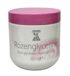HEGRON ROZEN GLICERYNE ROSE GLICERINE BODY CREAM LOTION 350ml