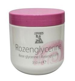 HEGRON ROZEN GLICERYNE ROSE GLICERINE BODY CREAM LOTION 350ml