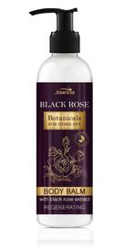 JOANNA BOTANICALS HOME SPA REGENERATING BODY BALM LOTION BLACK ROSE