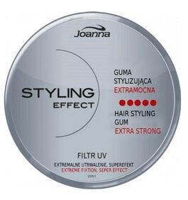 JOANNA COSMETICS STYLING EFFECT HAIR GUM EXTRA STRONG UV FILTERS
