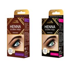 JOANNA HENNA CREAM COLOUR FOR EYEBROW AND EYELASHES