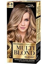JOANNA MULTI BLOND SUPER HAIR LIGHTENER 5-6 TONES FOR HIGHLIGHTS, BALAYAGE