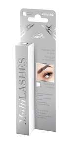 JOANNA MULTILASHES MASCARA  STYLING GEL FOR EYEBROWS CLEAR COLOUR