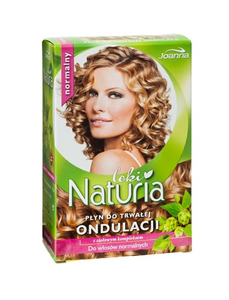 JOANNA NATURIA CURLS LIQUID FOR PERMANENT HAIR ONDULATION NORMAL