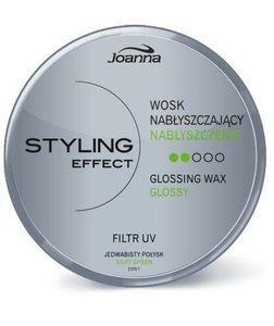 JOANNA STYLING EFFECT GLOSSING HAIR WAX SILKY SHEEN
