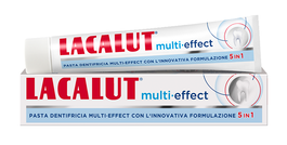 LACALUT MULTI EFFECT SPECIAL TOOTHPASTE WITH 5in1 FORMULA