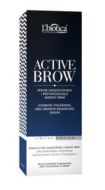LBIOTICA ACTIVE BROW EYEBROW THICKENING & GROWTH ENHANCING SERUM