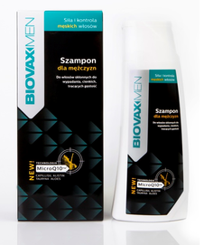 L`BIOTICA LBIOTICA BIOVAX MEN HAIR SHAMPOO FOR WEAK, RARE & FALLING OUT HAIR