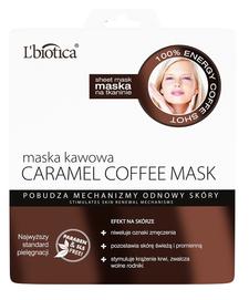 L`BIOTICA LBIOTICA COFFEE CLOTH FACE MASK SKIN RENEWAL