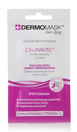 L`BIOTICA LBIOTICA DERMOMASK ANTI-AGING DERMATOLOGICAL FACE MASK ANTI DOUBLE CHIN 40+