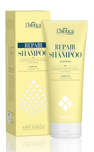 L`BIOTICA LBIOTICA PROFESSIONAL THERAPY REPAIR REGENERATING SHAMPOO DEMAGED FALLING OUT HAIR