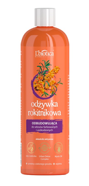 L`BIOTICA LBIOTICA VITA ORGANICA REBUILDING SEABERRY HAIR CONDITIONER DEMAGED & DYED HAIR