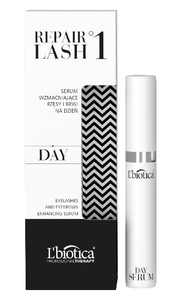 LBIOTICA REPAIR LASH 1 EYEBROW & EYELASHES ENHANCING DAY SERUM