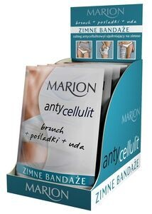 MARION ANTI-CELLULITE COLD BANDAGE FOR BODY zimne bandaże 2szt