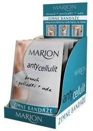 MARION ANTI CELLULITE COLD BANDAGES STOMACH + BUTTOCKS + THIGHS