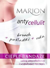 MARION ANTI CELLULITE HOT BANDAGES STOMACH + BUTTOCKS + THIGHS