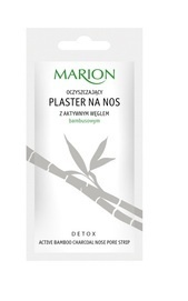 MARION DETOX NOSE PORE STRIP WITH ACTIVE BAMBOO CHARCOAL