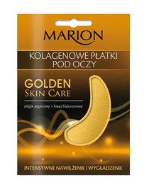MARION GOLDEN SKIN CARE COLLAGEN EYE PATCHES MASK