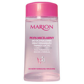 MARION MICELLAR WATER LOTION MAKE-UP REMOVER