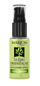 MARION ORIENTAL OIL STRENGTHENING FOR HAIR COCONUT TAMANU 30ml GREEN