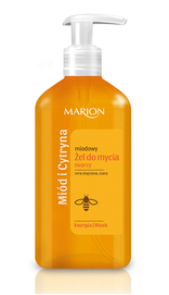 MARION WASHING CLEANING FACE GEL WITH HONEY ENERGY AND NATURAL GLOW