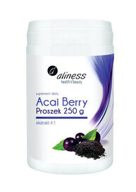 MEDICALINE ALINESS DIET SUPPLEMENT ACAI BERRY POWDER
