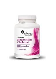 MEDICALINE ALINESS MAGNESIUM CHELATED 560mg + VITAMIN B6 100 CAPSULES