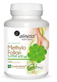 MEDICALINE ALINESS METHYLO FOLIAN 100 CAPSULES VEGE