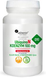 MEDICALINE ALINESS UbiquinoN NATURAL COENZYME Q10 100 CAPSULES VEGE