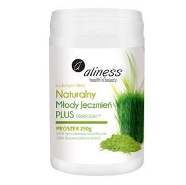 MEDICALINES ALINESS 100% NATURAL GREEN BARLEY GRASS POWDER 250g