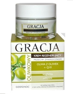 MIRACULUM GRACJA FACE CREAM OLIVE OIL + Q10