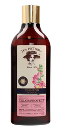 MRS POTTERS TRIPLE FLOWER COLOR PROTECT NATURAL SHAMPOO FOR COLOURED HAIR