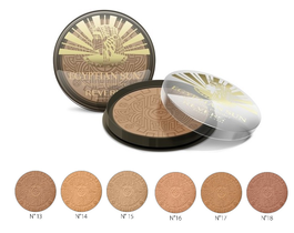 REVERS COSMETICS EGYPTIAN SUN RADIANCE BRONZING POWDER PRESSED