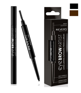 REVERS COSMETICS EYE BROW ARTIST LONG LASTING AUTOMATIC BROW PENCIL & BRUSH