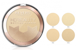 REVERS COSMETICS HD BEAUTY MATTING POWDER MATTIFYING ANTI-SHINE
