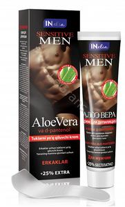 REVERS COSMETICS INelia DEPILATION CREAM FOR BODY SENSITIVE WITH ALOE VERA FOR MEN
