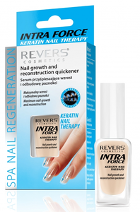 REVERS COSMETICS INTRA FORCE KERATIN NAIL THERAPY NAIL GROWTH AND RECONSTRUCTION CONDITIONER SERUM